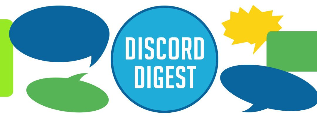 The GemStoneIV Discord Digest: Sunday, August 18, 2019